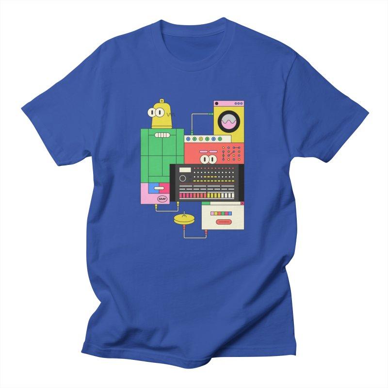 COWBELL Men's T-Shirt by Super Magic Friend Store