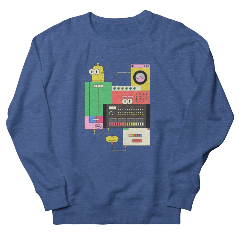 COWBELL Men's French Terry Sweatshirt by Super Magic Friend Store