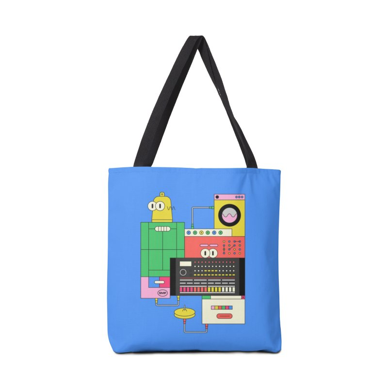 COWBELL Accessories Tote Bag Bag by Super Magic Friend Store