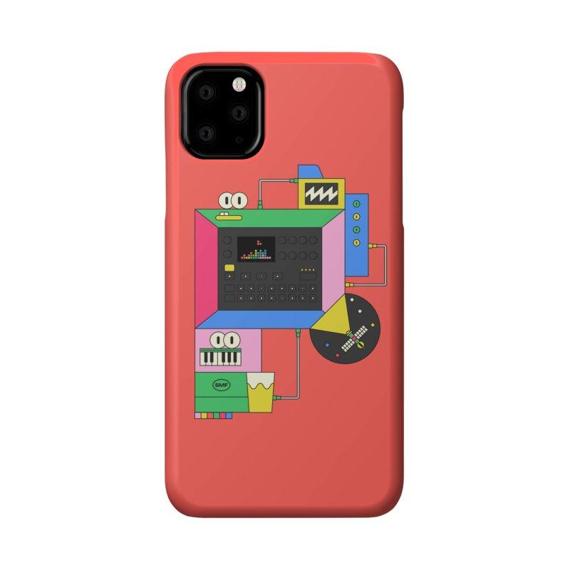 DKAKT Accessories Phone Case by Super Magic Friend Store