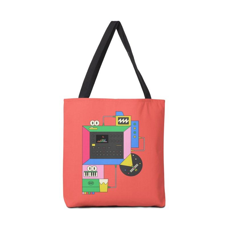 DKAKT Accessories Tote Bag Bag by Super Magic Friend Store