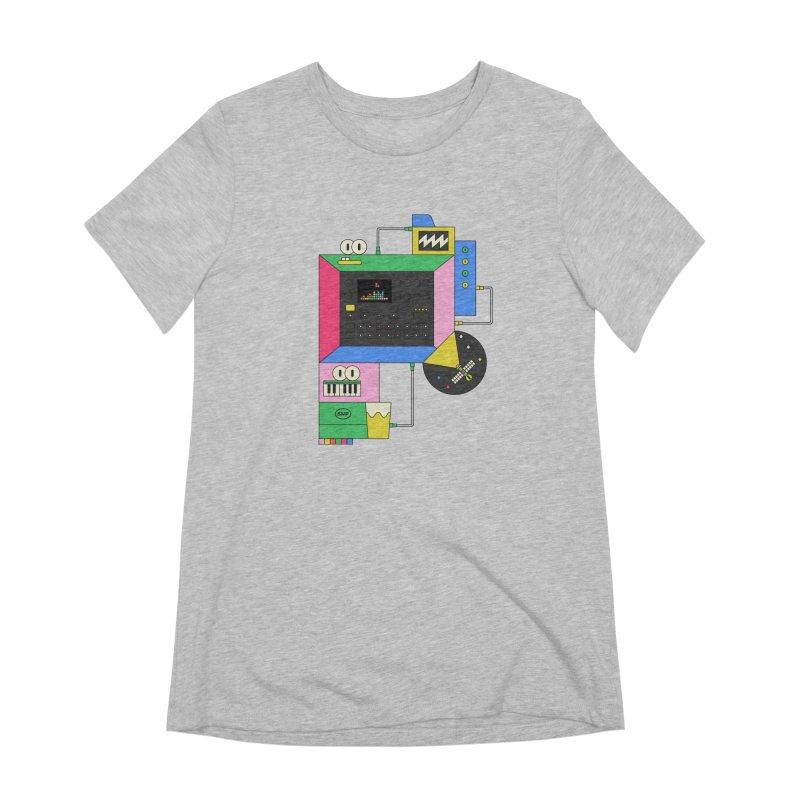 DKAKT Women's Extra Soft T-Shirt by Super Magic Friend Store
