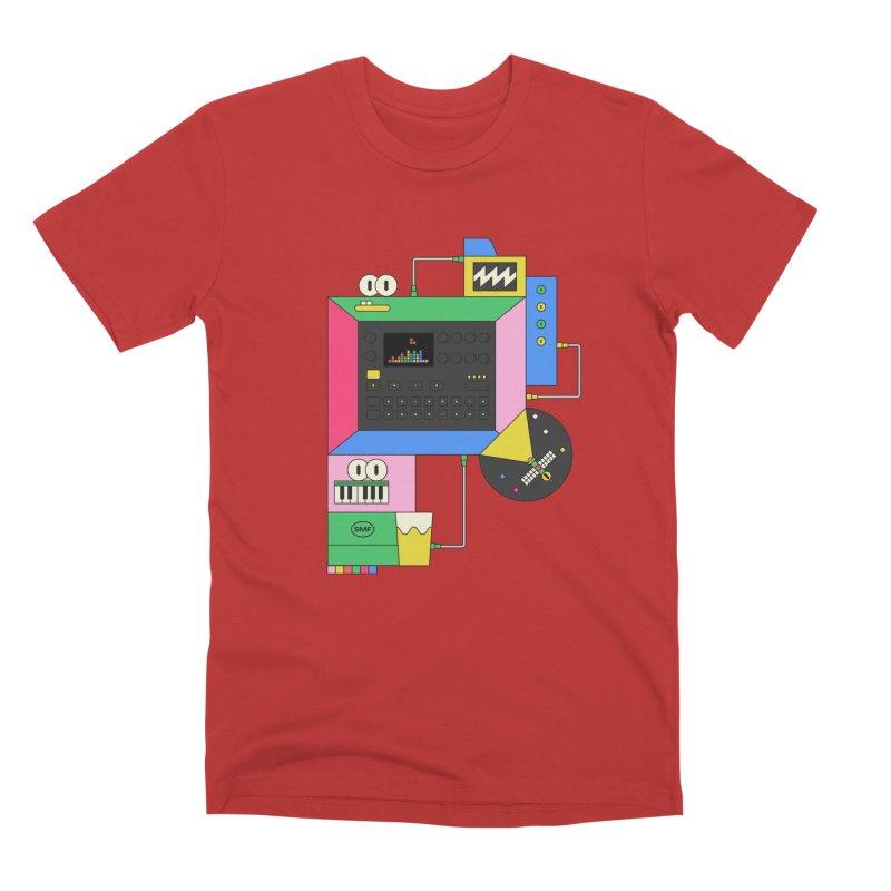 DKAKT Men's Premium T-Shirt by Super Magic Friend Store