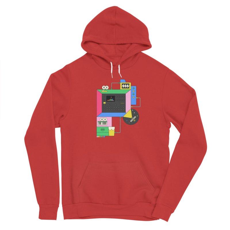 DKAKT Men's Pullover Hoody by Super Magic Friend Store