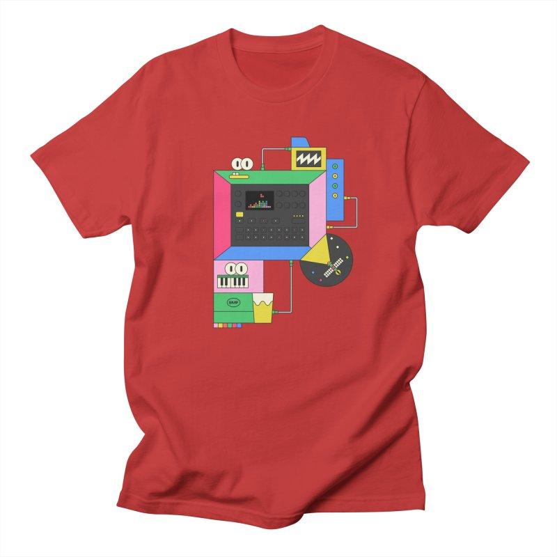 DKAKT Men's Regular T-Shirt by Super Magic Friend Store