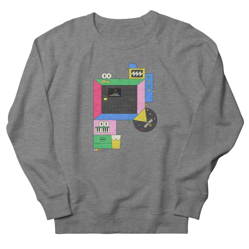 DKAKT Women's French Terry Sweatshirt by Super Magic Friend Store