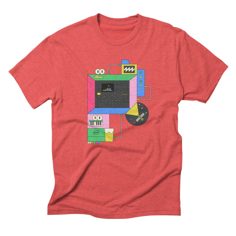 DKAKT Men's T-Shirt by Super Magic Friend Store