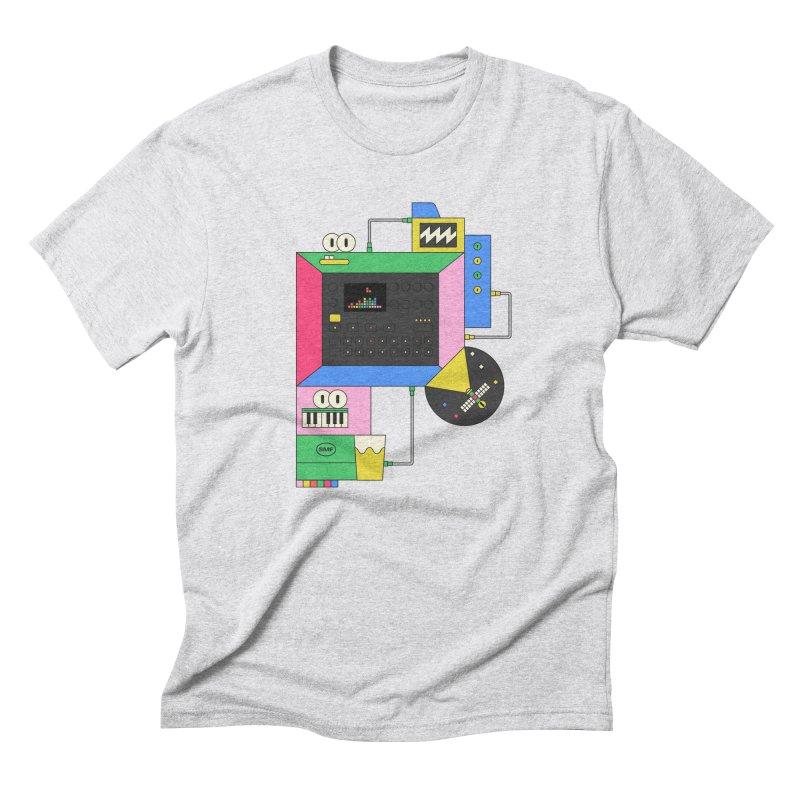 DKAKT Men's Triblend T-Shirt by Super Magic Friend Store