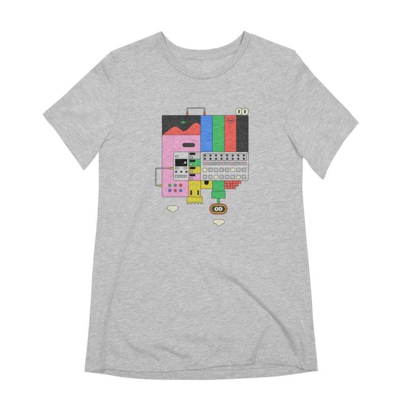 BEAT STEP BROS Women's Extra Soft T-Shirt by Super Magic Friend Store