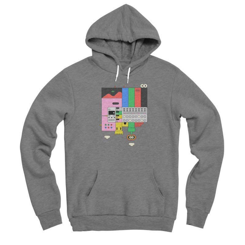BEAT STEP BROS Men's Pullover Hoody by Super Magic Friend Store