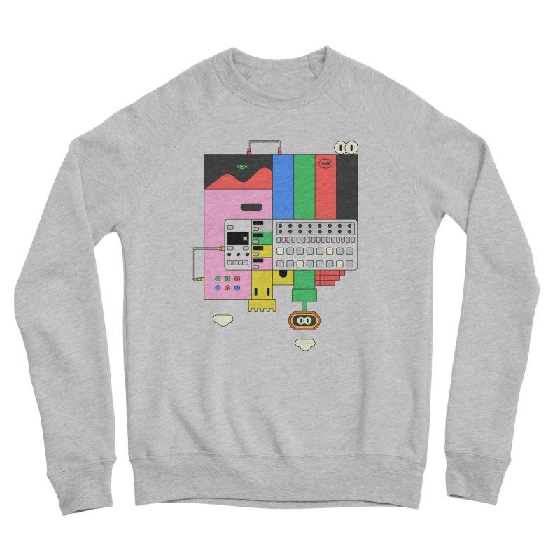 BEAT STEP BROS Men's Sponge Fleece Sweatshirt by Super Magic Friend Store