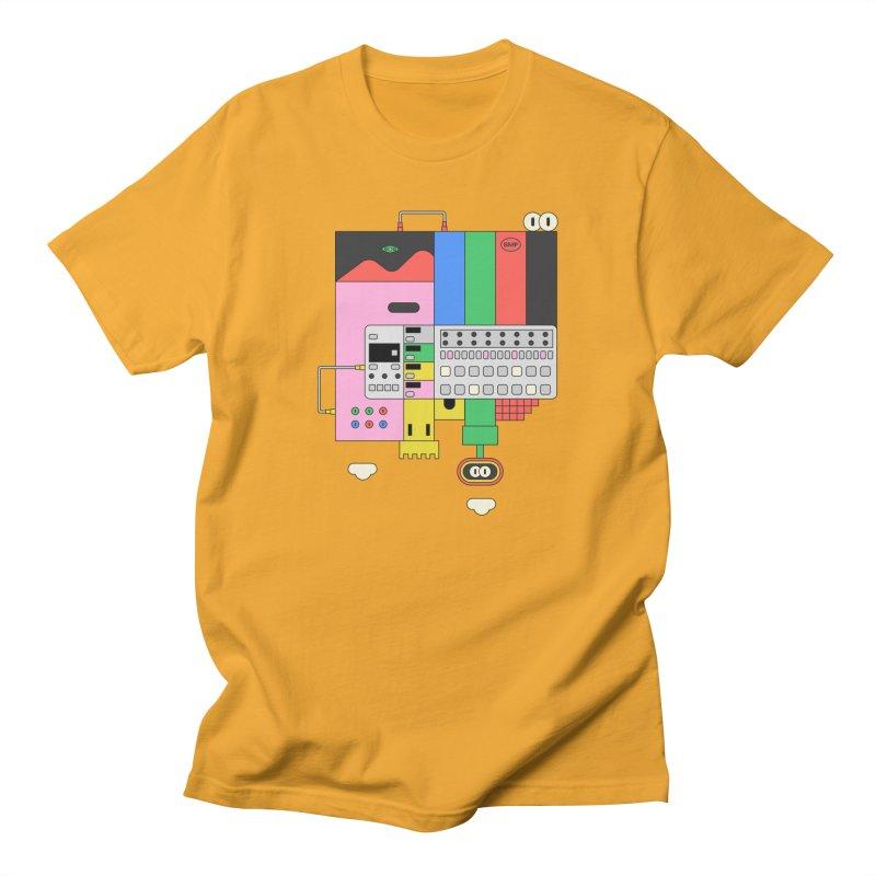 BEAT STEP BROS Men's Regular T-Shirt by Super Magic Friend Store