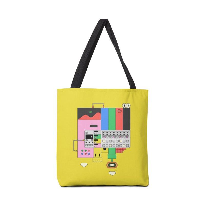 BEAT STEP BROS Accessories Tote Bag Bag by Super Magic Friend Store