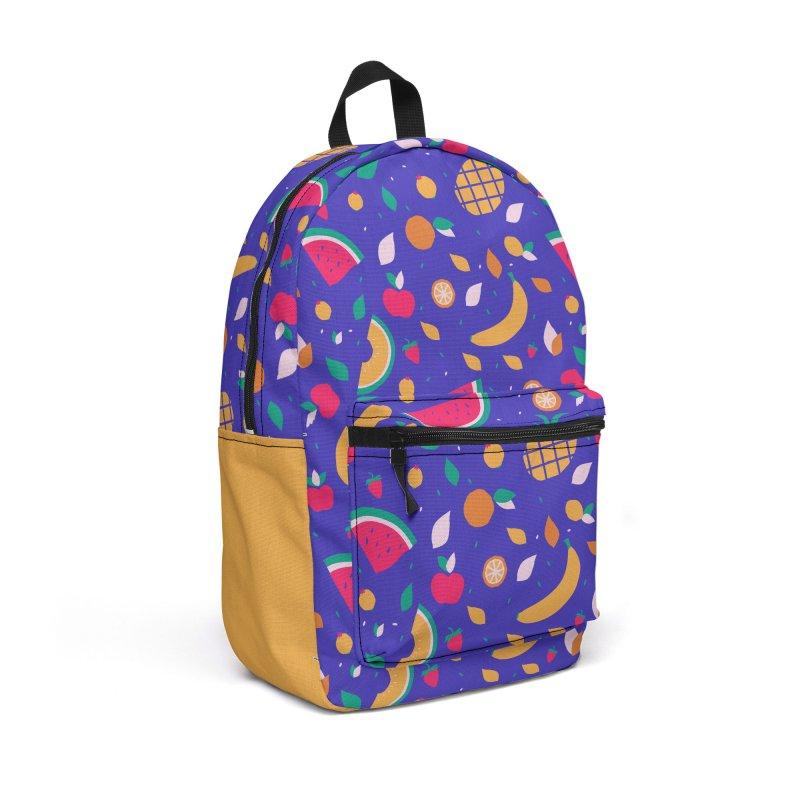 RICA FRUTA Accessories Backpack Bag by Super Magic Friend Store