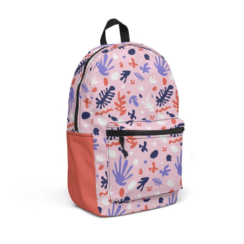 COLLAGE Accessories Backpack Bag by Super Magic Friend Store