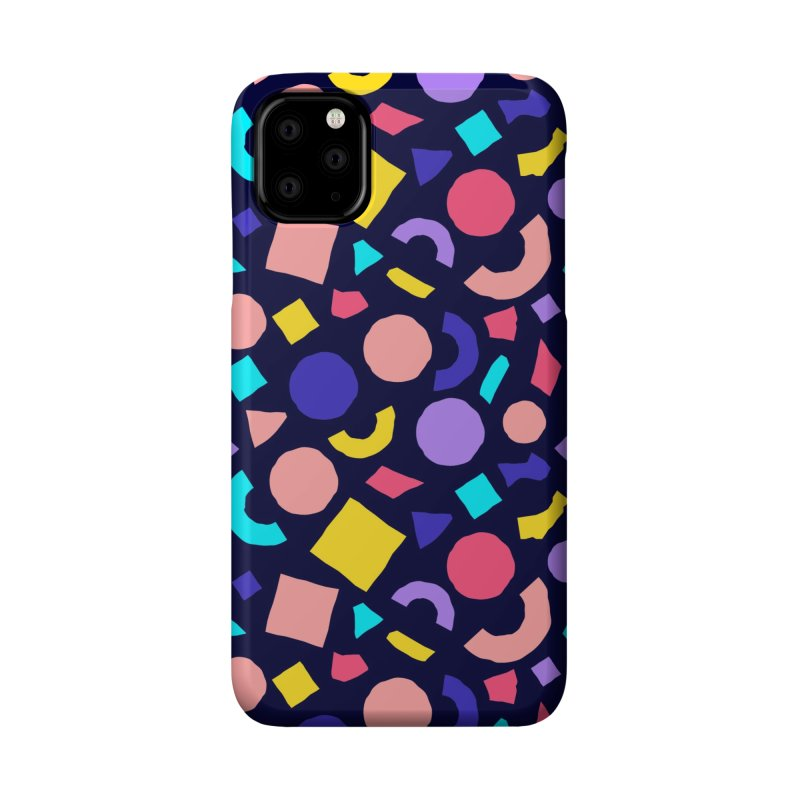 COLOR AND SHAPES Accessories Phone Case by Super Magic Friend Store