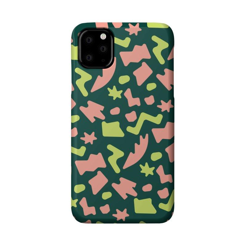 Neon garden Accessories Phone Case by Super Magic Friend Store