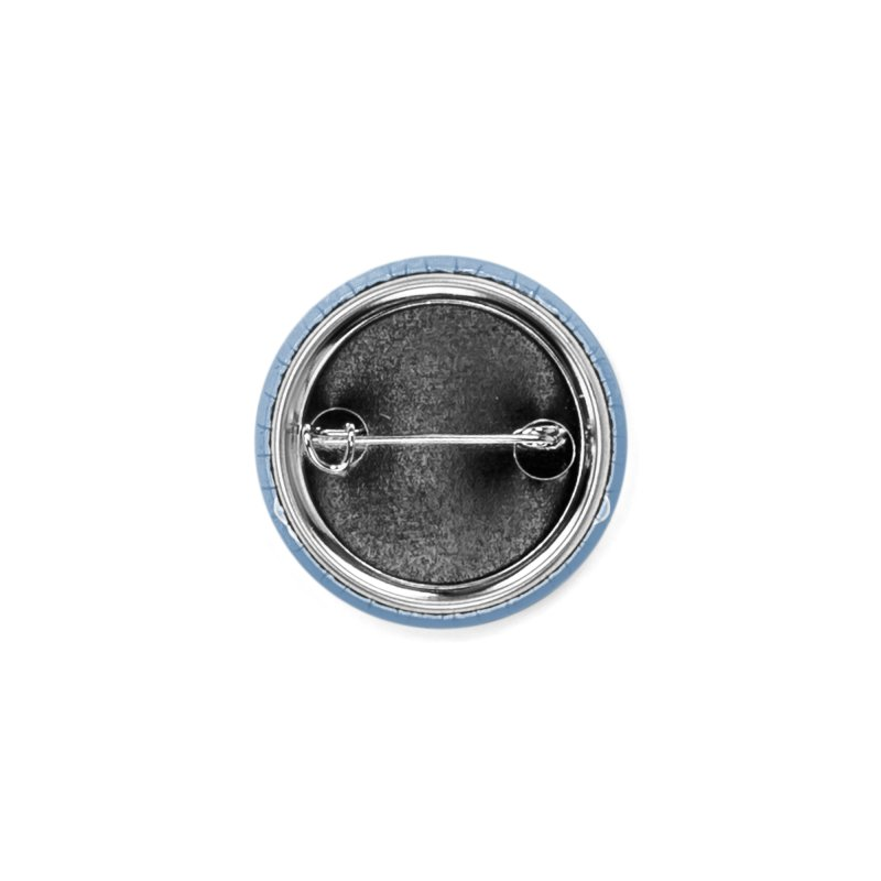 Ice Fishing Badger Accessories Button by Super Marve Shop