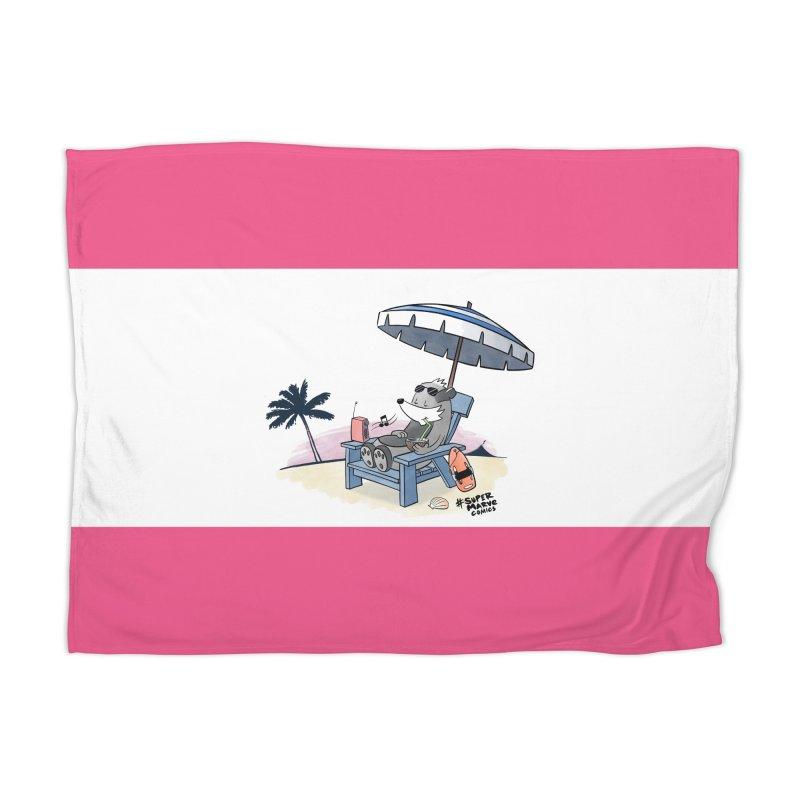 Aloha! Home Blanket by Super Marve Shop