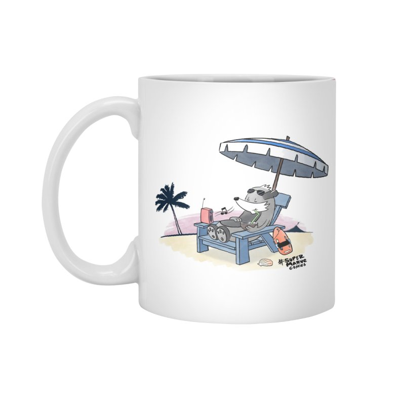 Aloha! Accessories Mug by Super Marve Shop