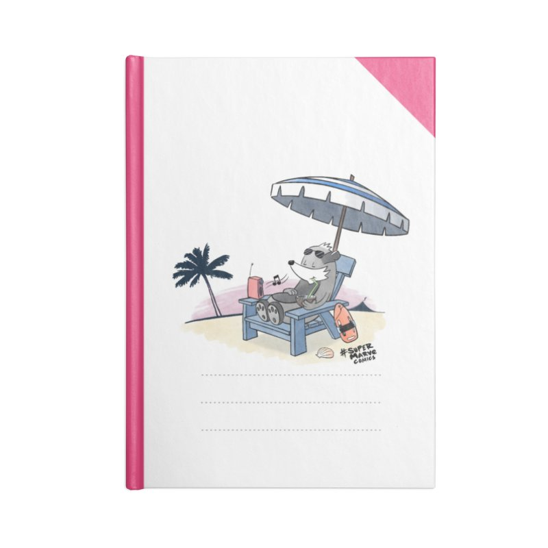 Aloha! Accessories Notebook by Super Marve Shop