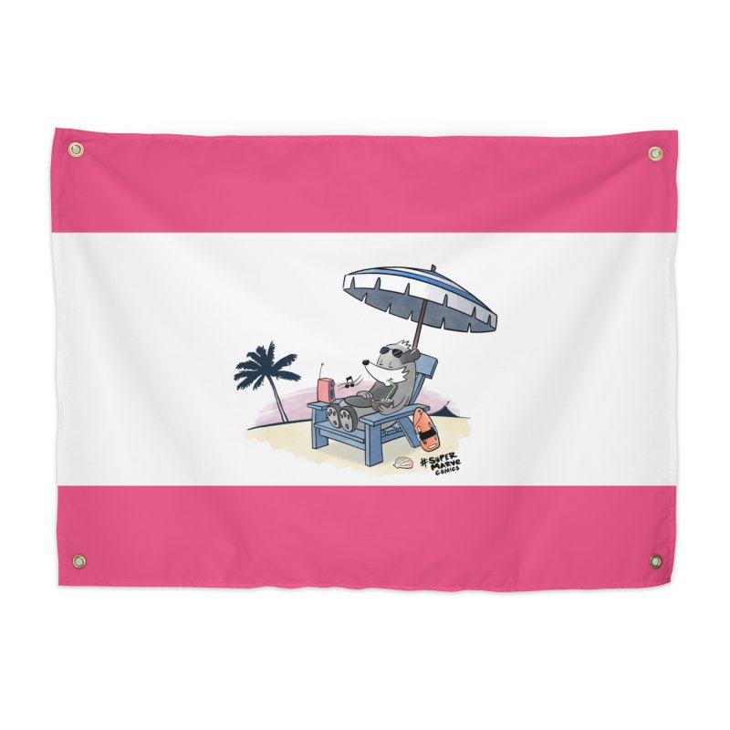 Aloha! Home Tapestry by Super Marve Shop