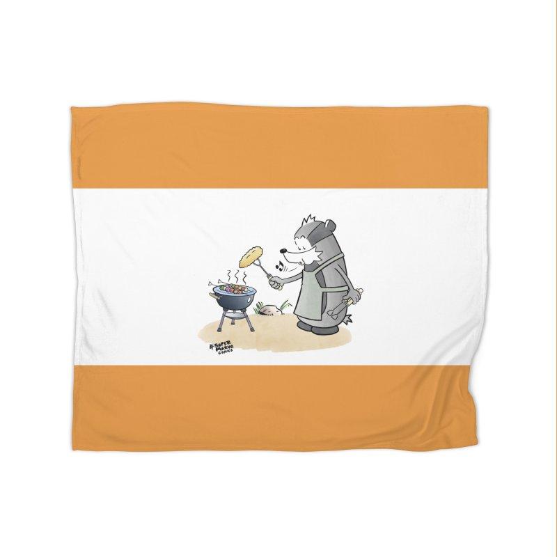 Grillmeister Home Blanket by Super Marve Shop
