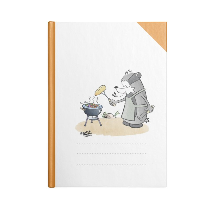 Grillmeister Accessories Notebook by Super Marve Shop