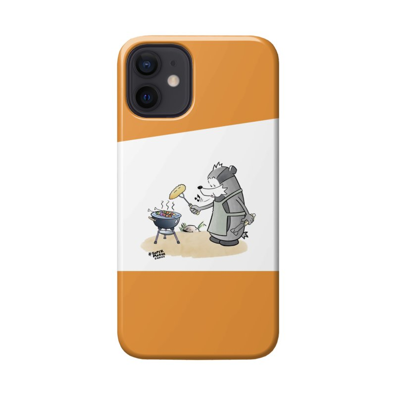 Grillmeister Accessories Phone Case by Super Marve Shop
