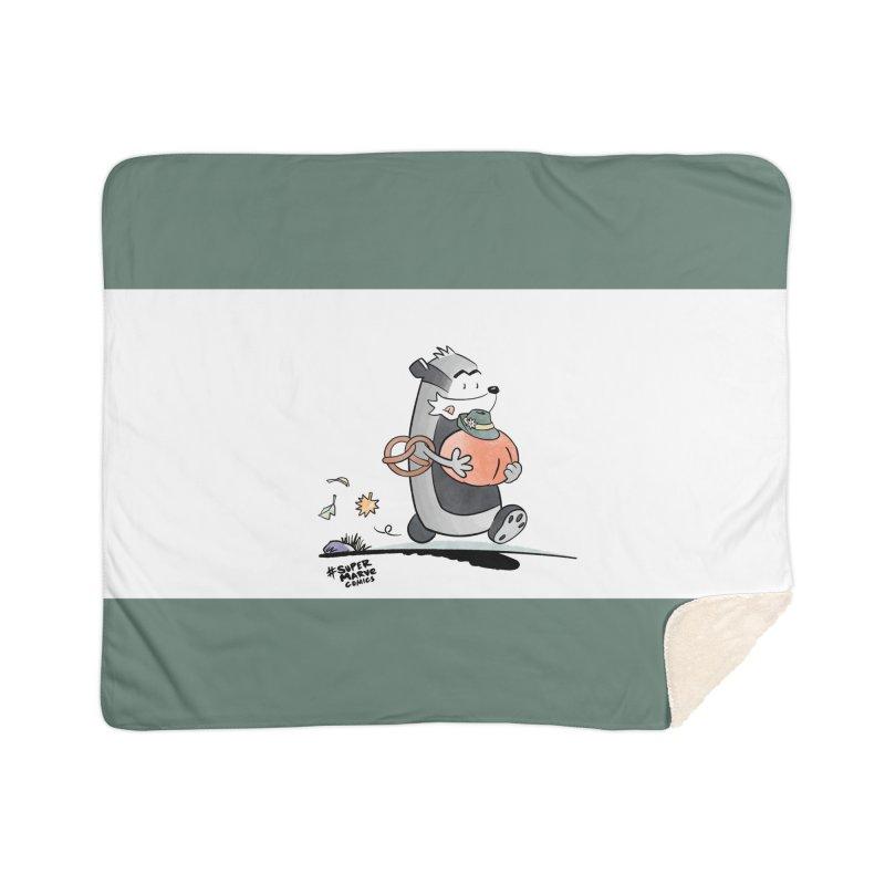 Oktoberfest Home Blanket by Super Marve Shop
