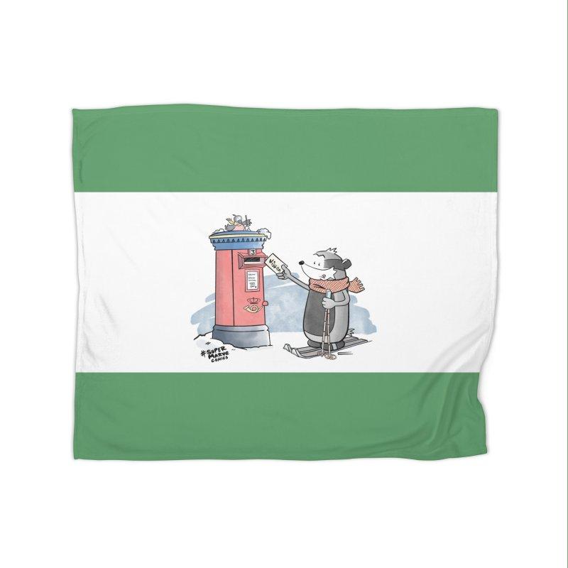 Royal Mail Home Blanket by Super Marve Shop