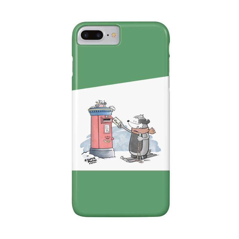 Royal Mail Accessories Phone Case by Super Marve Shop