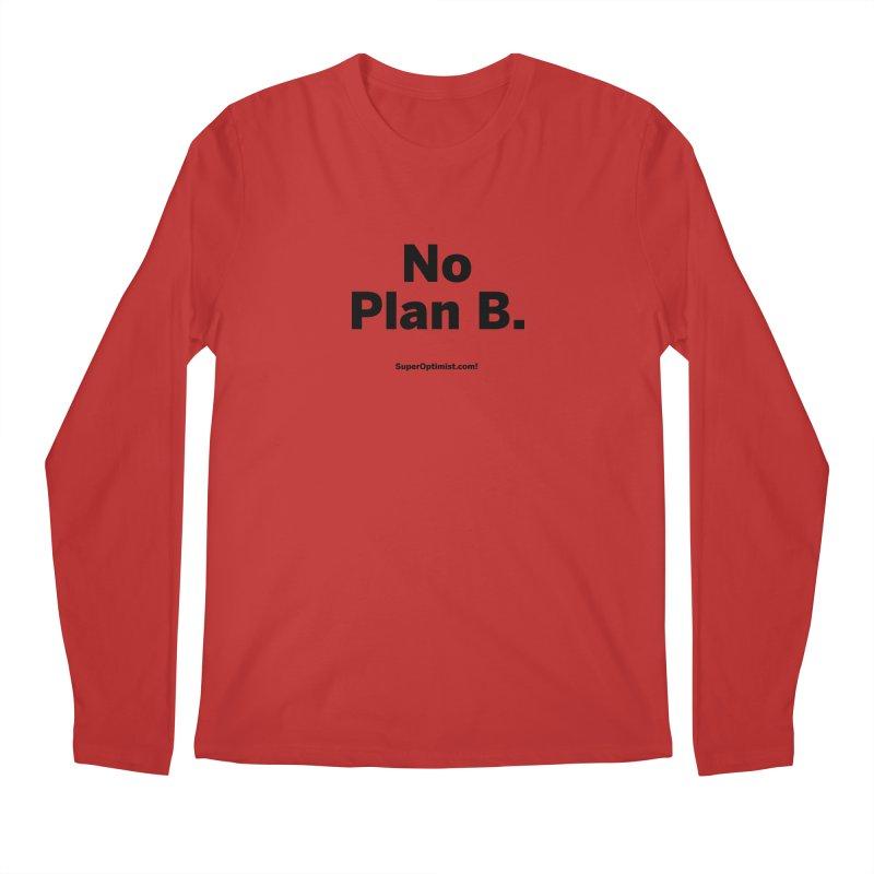 B. Men's Longsleeve T-Shirt by SuperOpt Shop
