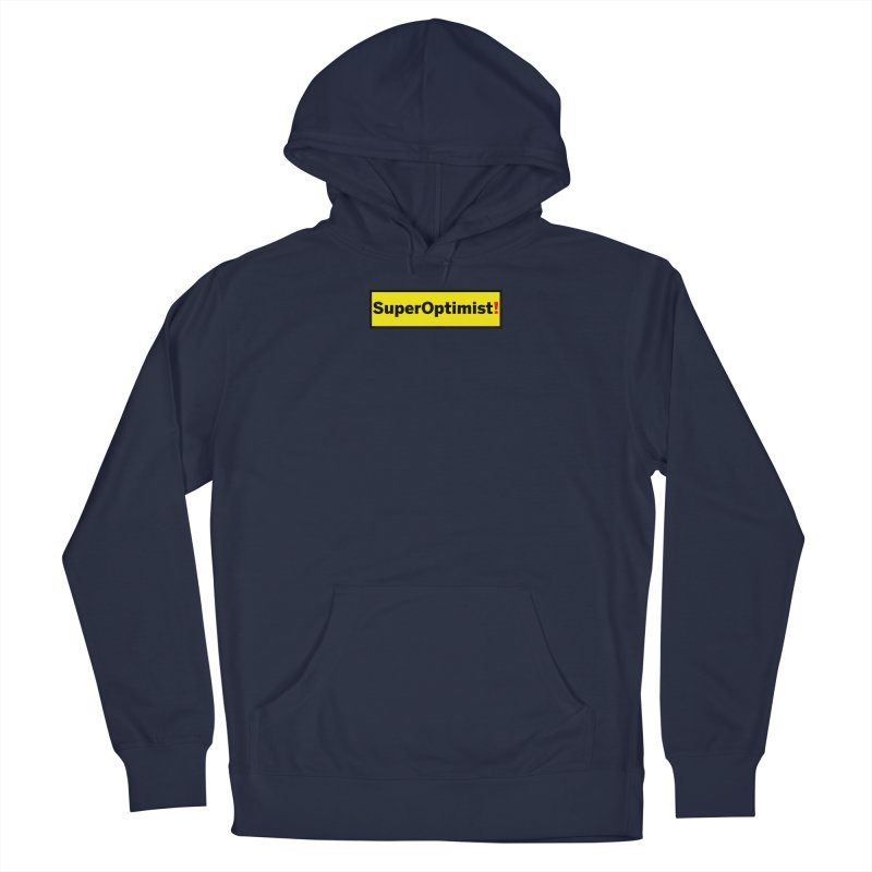 Exclamatory Men's Pullover Hoody by SuperOpt Shop