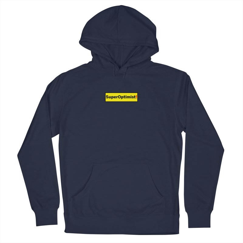 Exclamatory! Men's Pullover Hoody by SuperOpt Shop