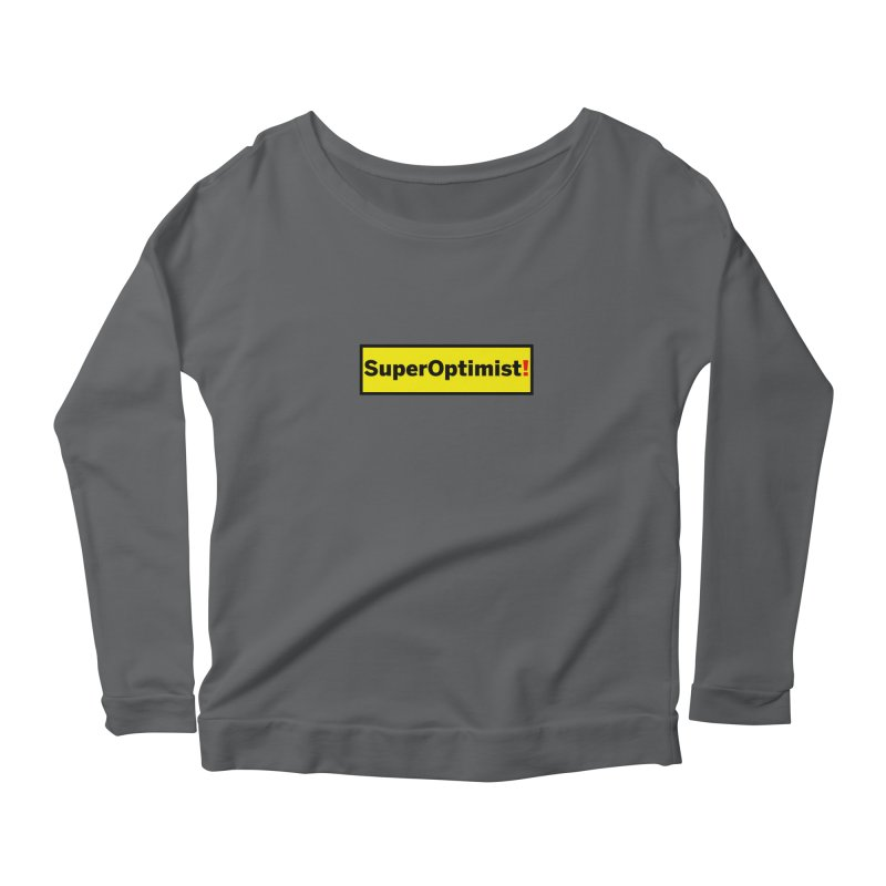 Exclamatory! Women's Longsleeve T-Shirt by SuperOpt Shop