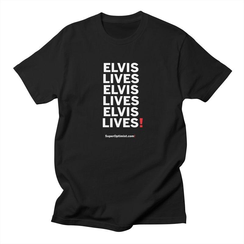 Keep hope alive. Men's T-Shirt by SuperOpt Shop