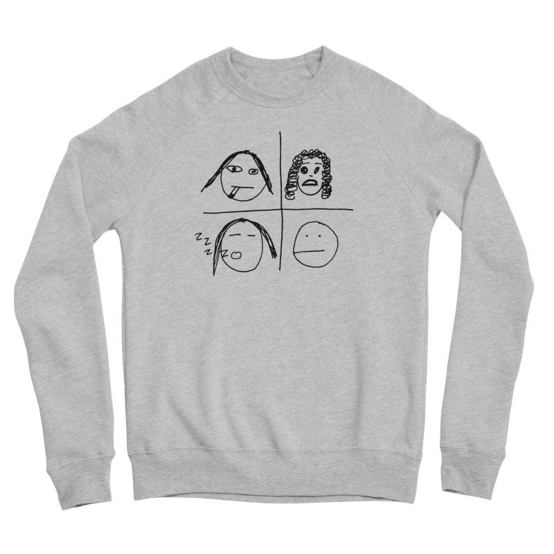 Quarantine Quartet Women's Sweatshirt by SuperOpt Shop