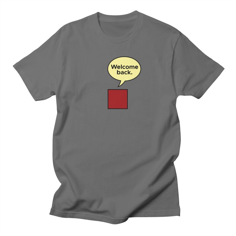 Greetings from Square One. Women's T-Shirt by SuperOpt Shop