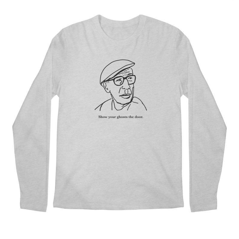 Henry Men's Regular Longsleeve T-Shirt by SuperOpt Shop