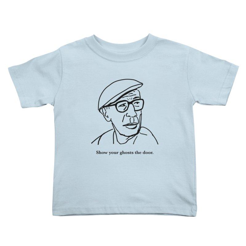 Henry Kids Toddler T-Shirt by SuperOpt Shop