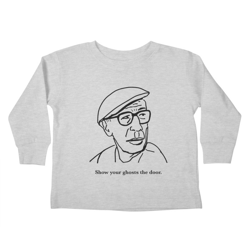 Henry Kids Toddler Longsleeve T-Shirt by SuperOpt Shop