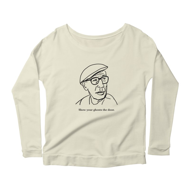 Henry Women's Scoop Neck Longsleeve T-Shirt by SuperOpt Shop