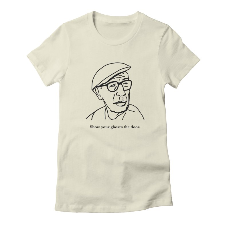 Henry Women's Fitted T-Shirt by SuperOpt Shop