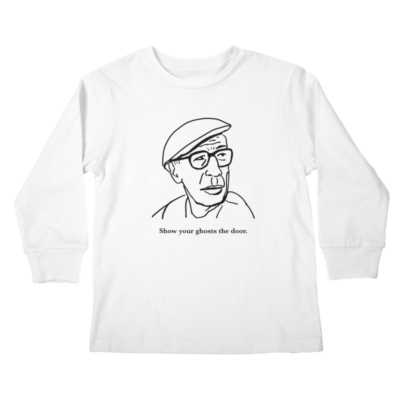 Henry Kids Longsleeve T-Shirt by SuperOpt Shop