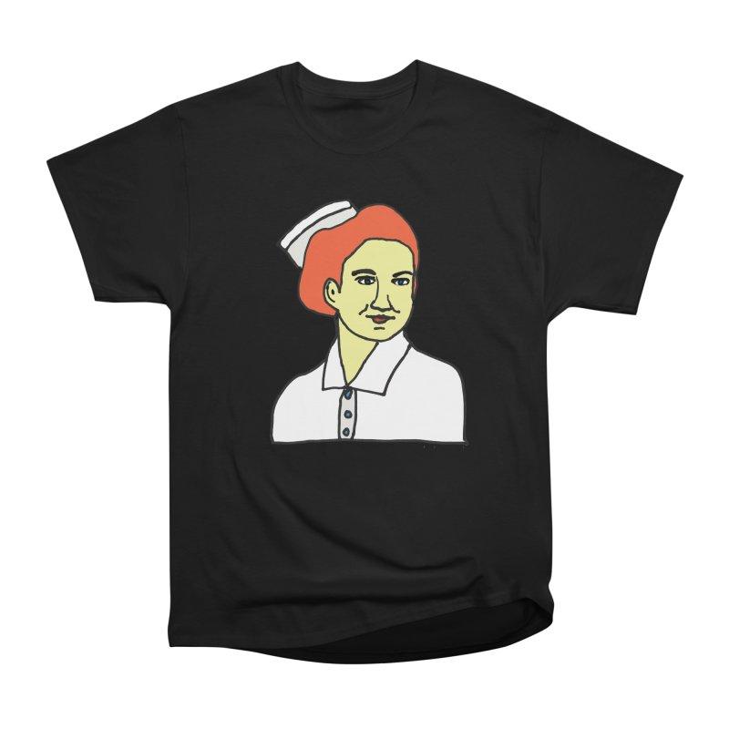Nurse Nightsby Women's Heavyweight Unisex T-Shirt by SuperOpt Shop