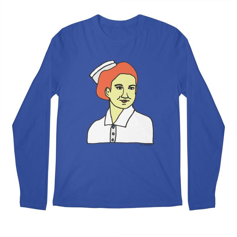 Nurse Nightsby Men's Regular Longsleeve T-Shirt by SuperOpt Shop