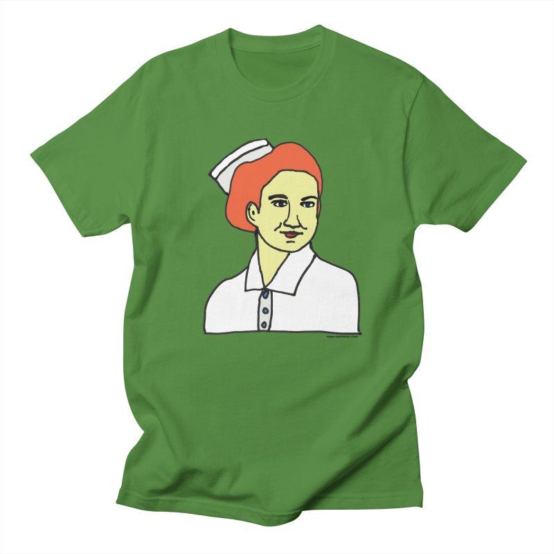 Nurse Nightsby Women's Regular Unisex T-Shirt by SuperOpt Shop