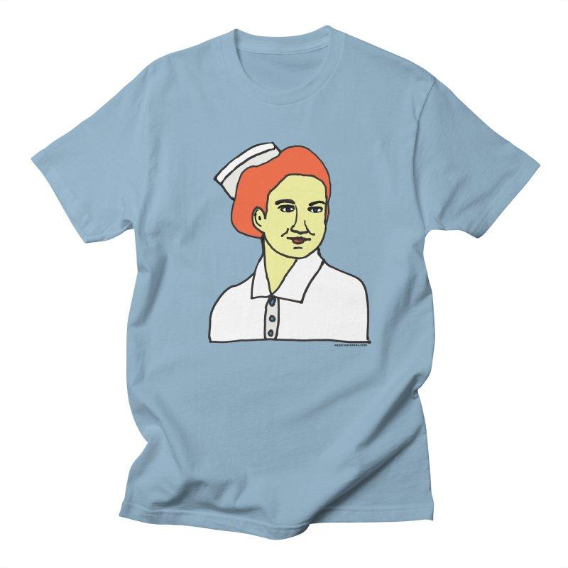 Nurse Nightsby Men's Regular T-Shirt by SuperOpt Shop