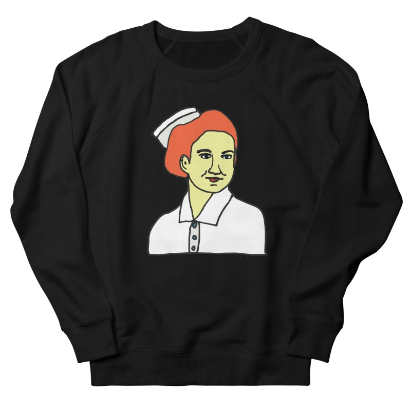 Nurse Nightsby Women's French Terry Sweatshirt by SuperOpt Shop